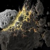 Subaru Infrared Spectroscopy of the Asteroid Karin